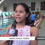 Natación: Chiclayana María Gracia piensa en Sudamericano