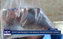 Chimbote: Detectan paciente con dengue en distrito de Coishco