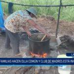 Laredo: Familias hacen olla común y club de madres está inhabitable