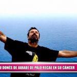 """Pau Donés de """"Jarabe de Palo"""" recae en su enfermedad"""