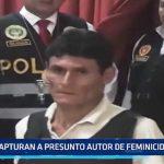 Trujillo: Policía capturó en tiempo récord a presunto autor de feminicidio