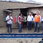 Autoridades de Laredo en alerta por casos de dengue