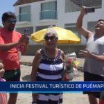Inicia Festival Turístico de Puémape