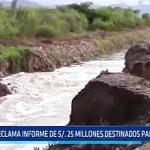 Trujillo: Róger Torres reclama informe de 25 millones de soles destinados para desastres