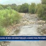 La Libertad: Caudal de ríos es monitoreado a diario para prevenir desbordes