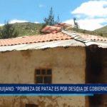 """Quijano: """"Pobreza de Pataz es por desidia de Gobierno Regional"""""""