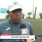 Sport Vallejo: Montalván sostiene que agarra confianza con nuevo sistema