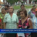 MPT: Despedidos por límite de edad reclaman liquidación