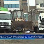 Trujillo: La basura continúa siendo el talón de Aquiles de la MPT