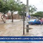 Trujillo: Pronósticos indican más lluvias y activaciones de quebradas