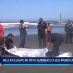 Las Delicias: Hallan cuerpo de otro seminarista que pereció ahogado
