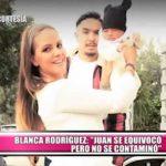"""Blanca Rodríguez: """"Juan se equivocó, pero no se contaminó"""""""
