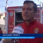Trujillo: Bomberos cuestionan a Municipalidad de Víctor Larco