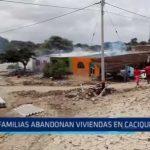 Pacasmayo: Familias abandonan viviendas en Cacique de Lloc