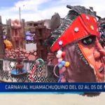 La Libertad: Carnaval humachuquino se celebrará del 2 al 5 de marzo