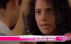 Melania Urbina confirma participación en la película 'Django 2'