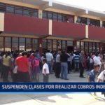 Trujillo: Suspenden clases en colegios por incumplir normas de Defensa Civil