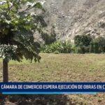 La Libertad: Cámara de Comercio espera ejecución de obras en Chavimochic