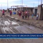 El Porvenir: Familias afectadas se ubican en zonas de alto riesgo
