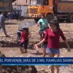 El Porvenir: Alcalde de El Porvenir deslinda responsabilidad por estragos de inundación