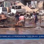 Trujillo: 20 familias lo perdieron todo en avenida Juan Pablo II