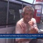 Trujillo: Prisión preventiva para hijo que atacó a su padre con un cuchillo