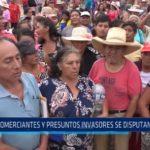 Río Seco: Comerciantes y presuntos invasores se disputan terreno