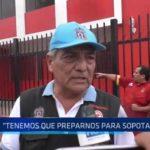 """Elidio Espinoza: """"Tenemos que prepararnos para soportar todo"""""""