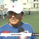 Alianza Libertad: Técnico Felipe Huatay no quiere más errores