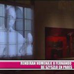 Rendirán homenaje a Fernando de Szyszlo en París