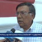 Trujillo: Patrullaje integrado realizarán MPT y Gobierno Regional