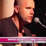 """Diversos cantantes se suman a proyecto """"#PorTiPerúHoy"""" de Gian Marco"""