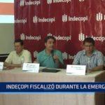 La Libertad: INDECOPI fiscalizó durante la emergencia