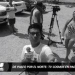 Infiltrados acompaña a TV Cosmos en programas playeros