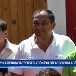 """Yika denuncia """"persecución política"""" contra los Fujimori"""