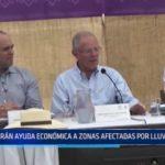 La Libertad: Darán ayuda económica a zonas afectadas por lluvias