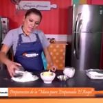 """Festival de empanadas: Preparación de la masa """"Ángel"""""""