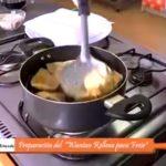 Especial de chifa: Wantán y salsa de tamarindo