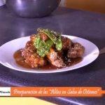 Especial de chifa: Alitas en salsa de ostión