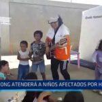 Trujillo: ONG atenderá a niños afectados por huaicos