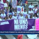 Trujillo: Colectivos feministas anuncian marcha para este 8 de marzo