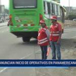 Trujillo: Anuncian inicio de operativos en Panamericana Norte