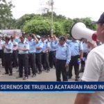 Trujillo: Serenos acatarían paro indefinido