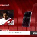 Eliminatorias Rusia 2018: Pedro Requena orgulloso de la bicolor