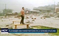 Otuzco: Plazapampa, una ciudad golpeada por huaicos en la sierra liberteña