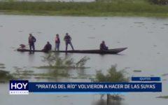 Iquitos: Piratas del río asaltan bote de pasajeros