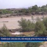 Curva de Sun: Temen que crecida de río Moche afecte pozas de oxidación