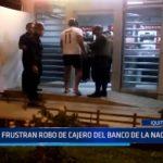 Iquitos: Frustran robo de cajero del Banco de la Nación