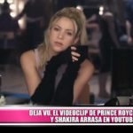 """Deja Vu"" de Prince Royce y Shakira arrasa en YouTube"