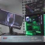 ASUS presentó lo último en su gama de productos para gamers